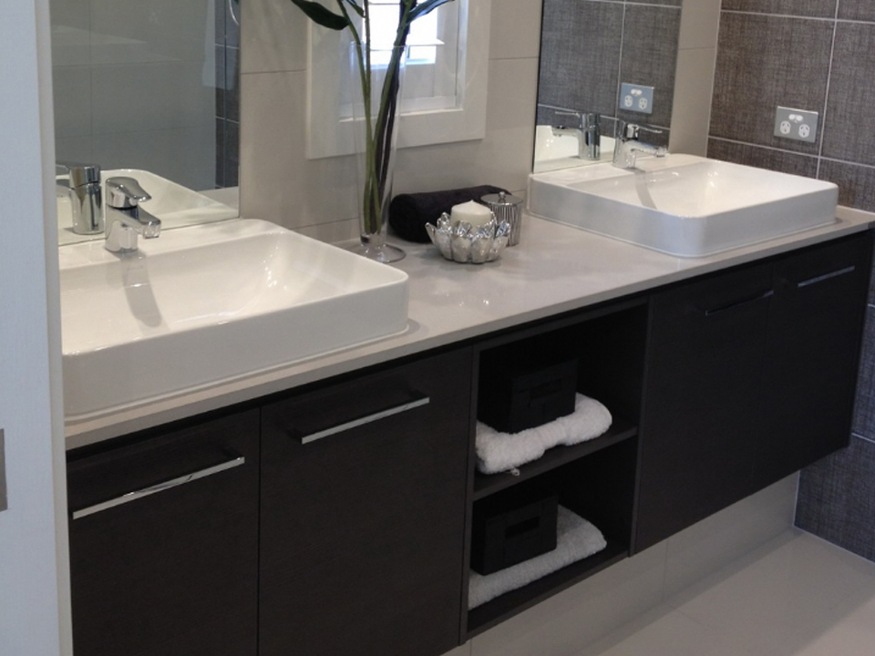 Laundries & Vanities Gallery - KP Cabinet NZ - Kitchens Auckland